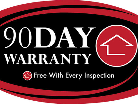 We Got You Covered - FREE Warranties with EVERY Precision Home Inspection