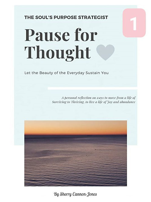 Pause For Thought Ebook