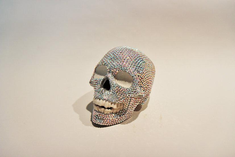 Swarovski Crystal Skull