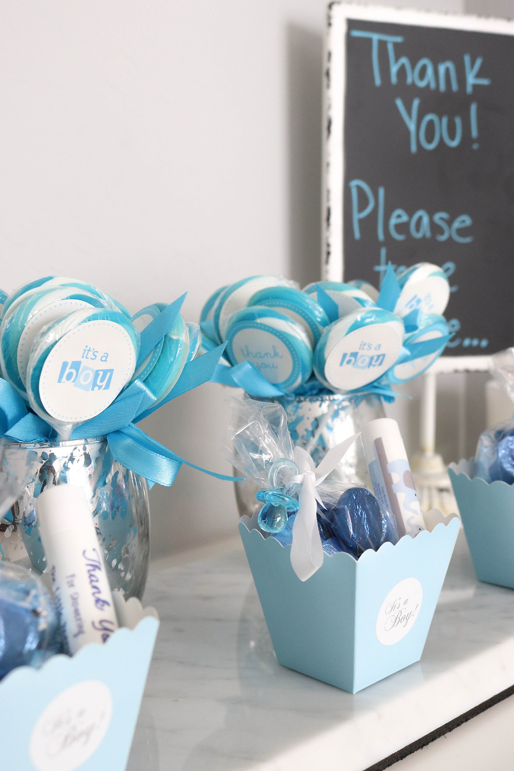 Baby Shower Party Favors - Baby Shower Goodies