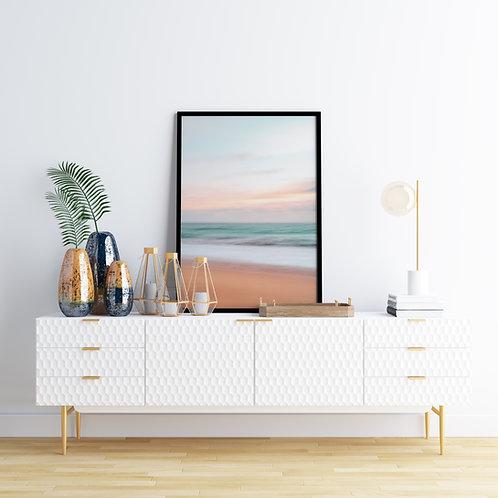 8.5x11 Ocean Love Print