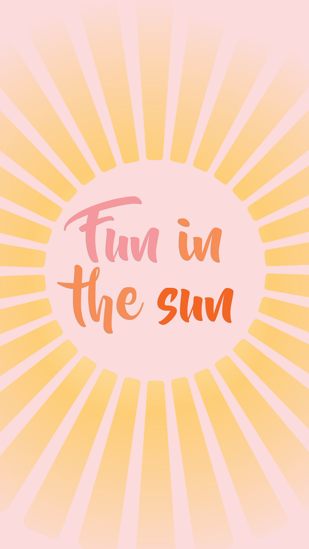 fun in the sun tech phone and desktop background wallpaper free download
