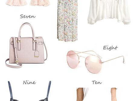 Affordable Pastel Fashion Picks for Spring Under $50