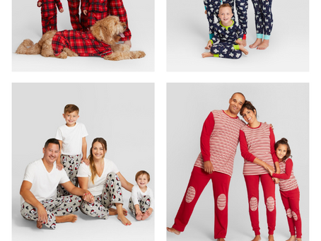 Matching Family Pajamas: Our New Holiday Tradition