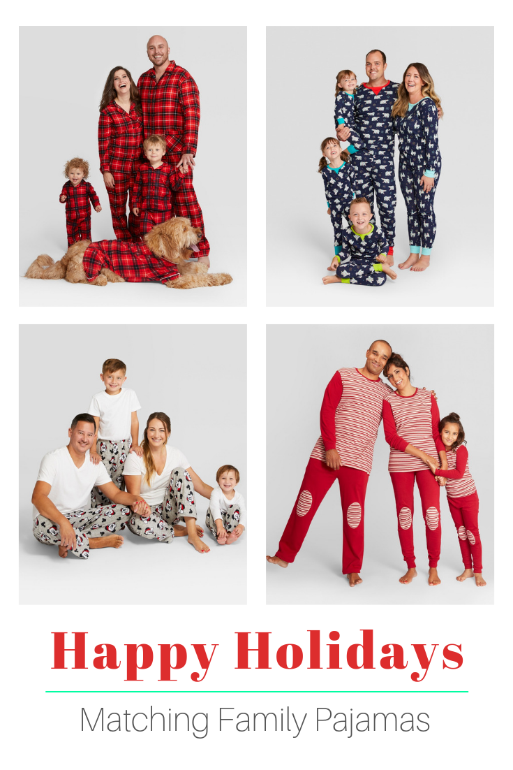 matching family pajamas - matching pajamas - matching pjs