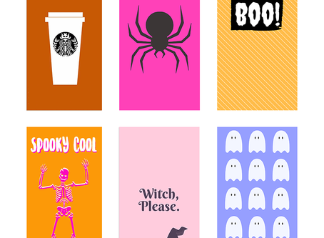 Super Cute Halloween Phone Backgrounds