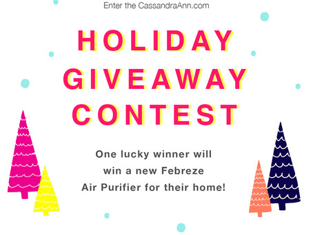Holiday Giveaway Contest