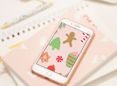My November Holiday Wallpapers Are Finally Here!