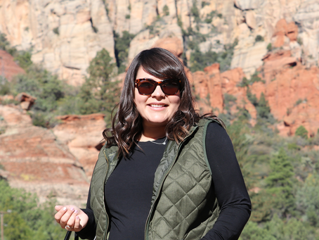Surprise Trip to Sedona