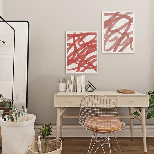 11x14 Pink Oasis Print