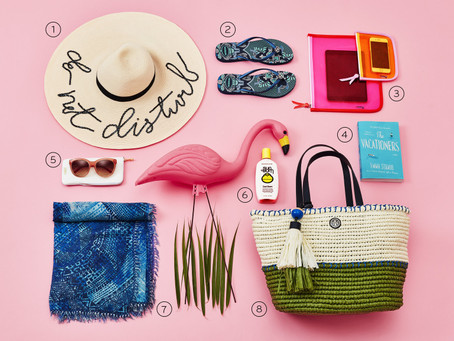 8 Packing Essentials for Summer