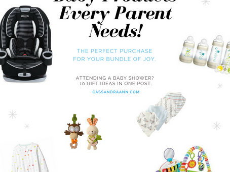 Must-Have Baby Products That I Love