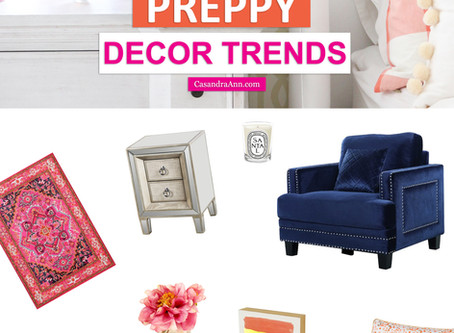 2017 Home Decor Trends for Every Style