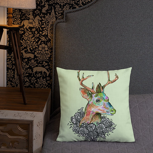 Spirit Animal Deer_Premium Pillow (2)