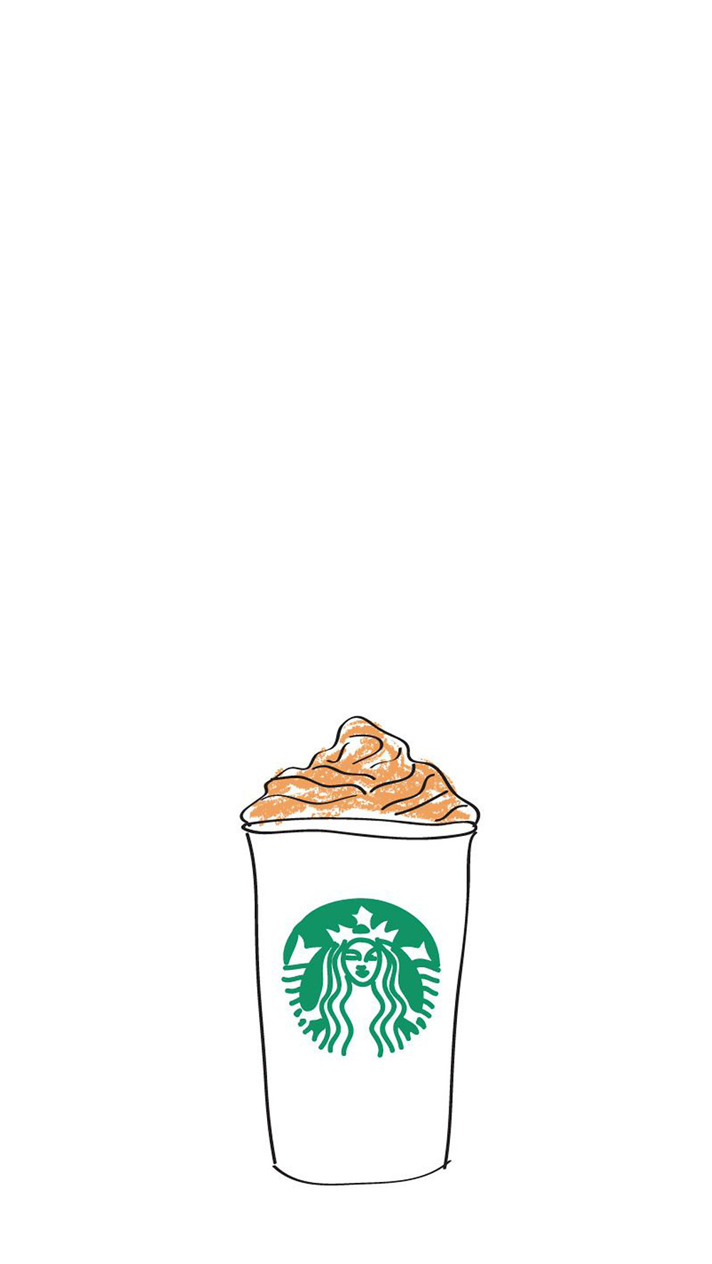 2017 Fall Autumn Phone Backgrounds - Fall Phone Wallpapers - but first coffee background - psl background - pumpkin spice latte background