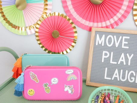 Back-to-School DIY: 3 Easy Ways to Personalize Your School Supplies
