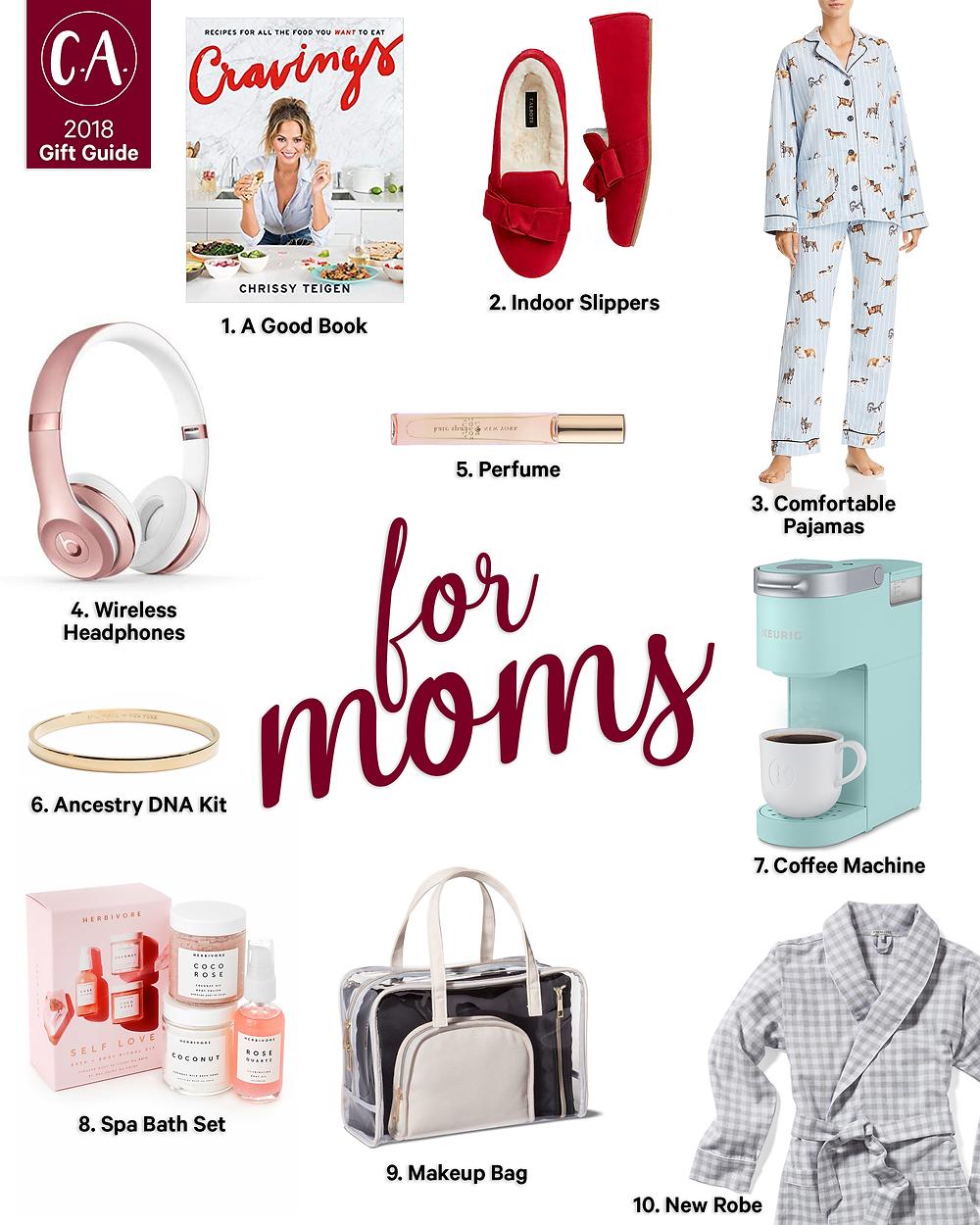 2018 Holiday Gift Guide for Mom - Cassandra Ann - 2018 Popular Blogger