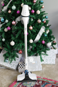 Holiday Cleaning with Hoover + Cleaning Checklist + Organization Tips