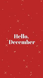 2018 December Phone Wallpaper - 2018 December Backgrounds - December Desktop Backgrounds - Free December Backgrounds - Free Phone backgrounds - Cassandra Ann - CassandraAnn.com - Lifestyle Blogger