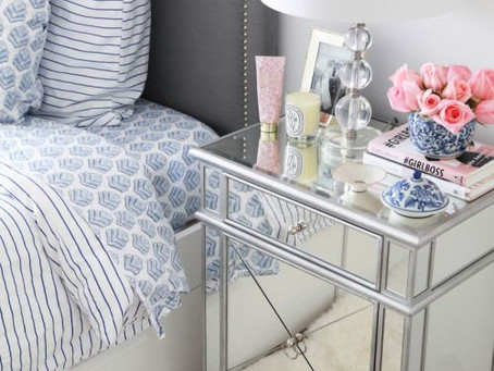 3 Ways to Style Your Nightstand