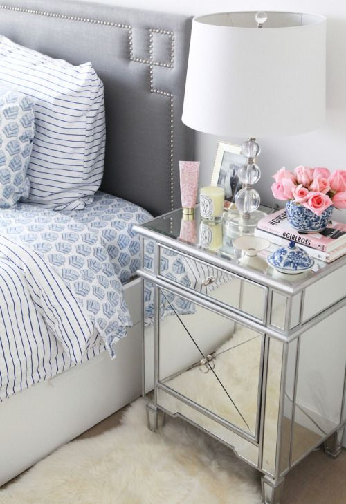 How to style your nightstand - cassandra ann - blogger nightstand - blog