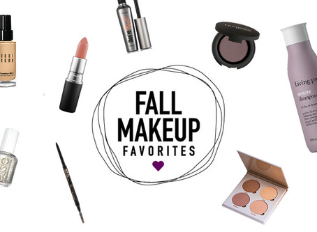20 Fall Beauty Essentials Under $50
