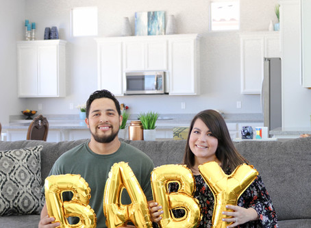 BIG News: Our Baby Announcement!