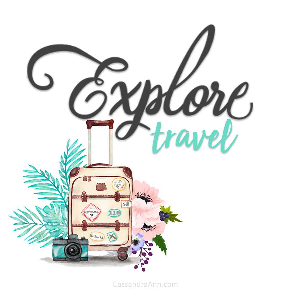 2018 Vision Board Downloads - Vision Board Inspiration - Vision Board Ideas - 2018 New years Resolution - Cassandra Ann - Lifestyle Blogger - Explore - Explore Travel