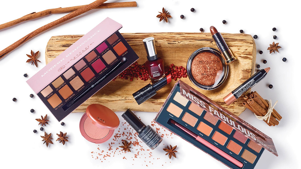 Fall Makeup - Cassandra Ann - Spicy Cinnamon Beauty Picks