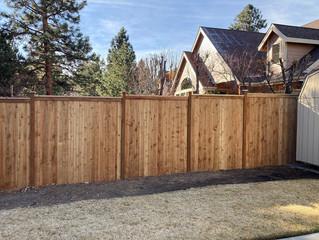 Cap & Bevel Fencing Bend _ Cedar & Stone