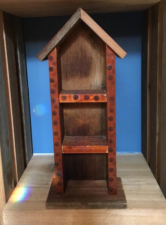 Birdhouse Shelves