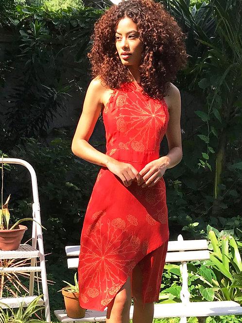 Vestido Midi Camélia