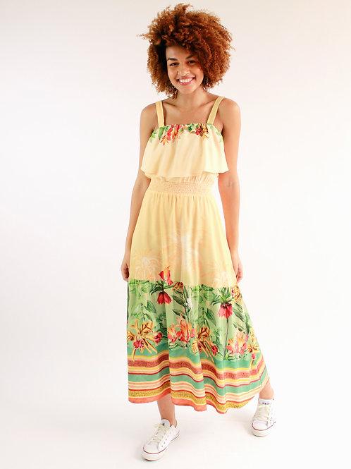 Vestido Midi Listra Encanto