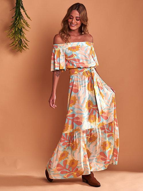 Vestido Midi Belyze
