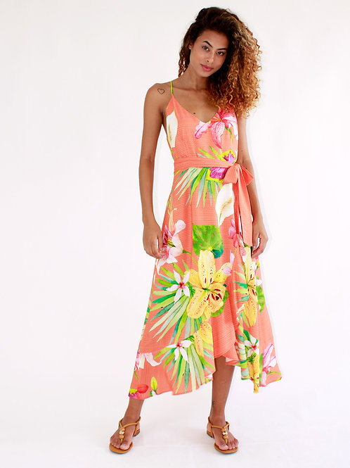 Vestido Midi Campestre