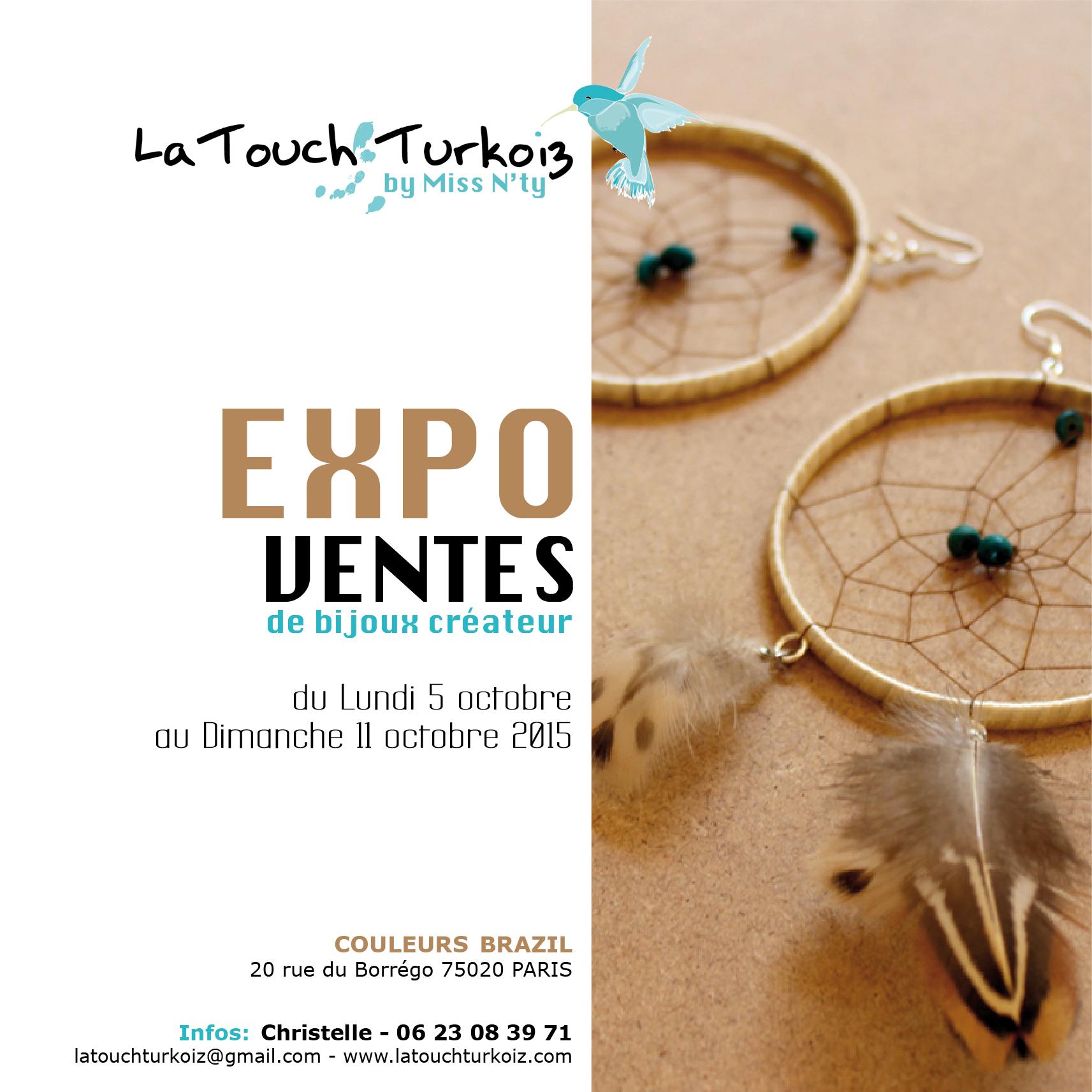 Expo-Ventes de bijoux