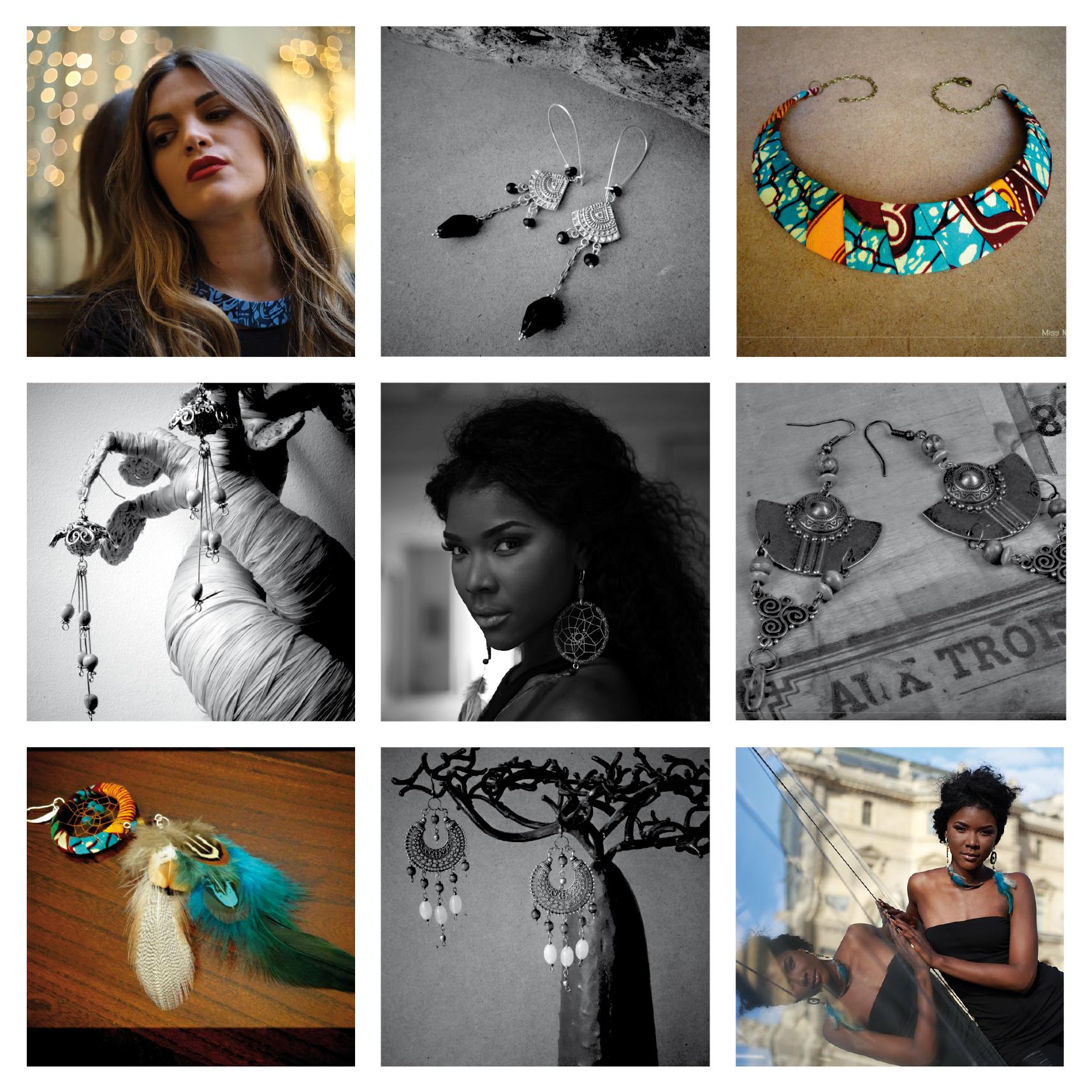 Expo-Ventes de bijoux La Touch'Turko