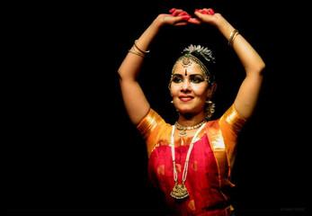 'The Lotus eyed One' Récital de Bharata Natyam - Anusha Cherer -