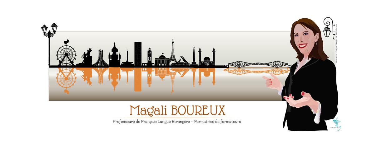 Magali Boureux Illustration