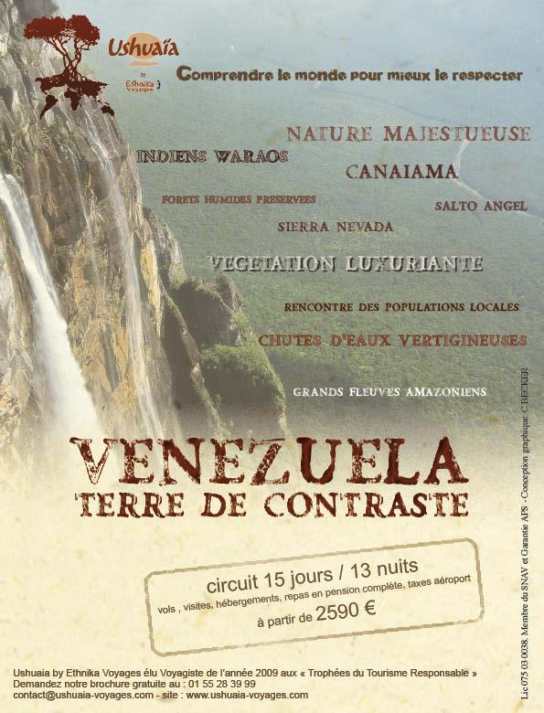 Publicité Pour Ushuaîa Magazine