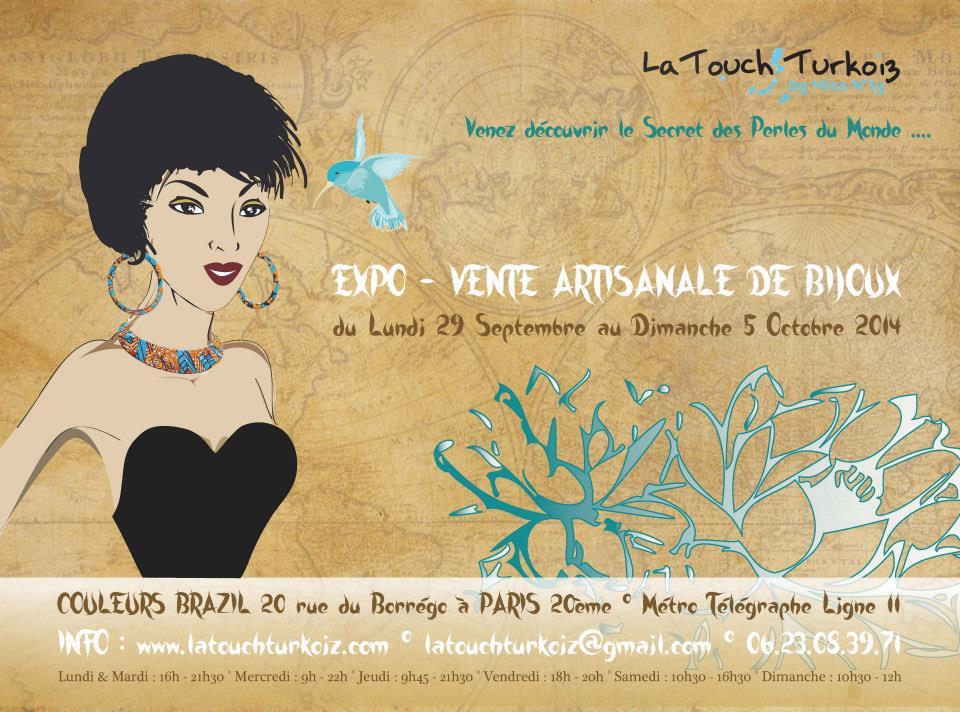Expo Vente artisanale de bijoux