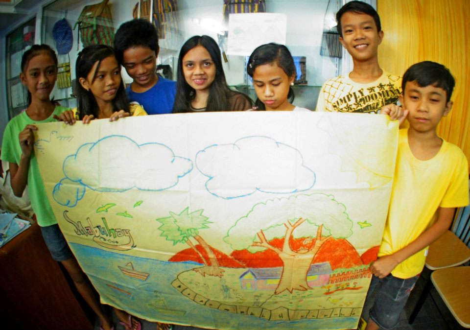 Atelier Dessin à Alouette Foundation