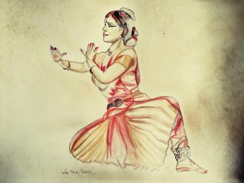 Watercolor Painting - Anusha Cherer