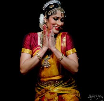 Bharata Natyam Performance - Janaki Rangarajan in Chennai