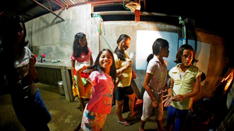 Atelier Fresque à Luzviminda,Palawan