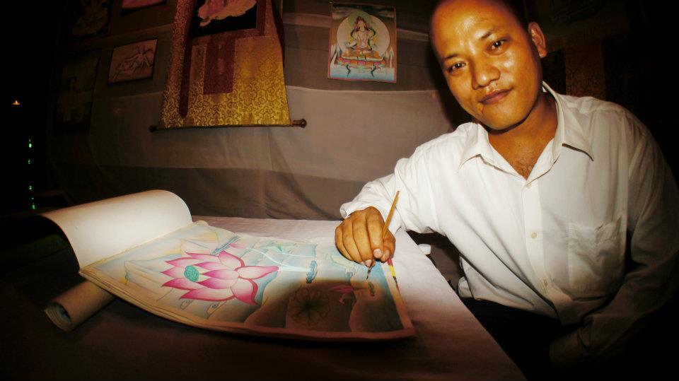 Rencontre avec Pasang Lama
