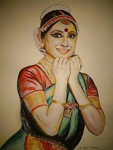 meenakshi srinivasan painting la touch t