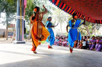 Bharata Natyam Performance for the Women's day in Chennai