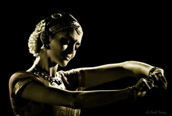 Sublime performance de Rukmini Vijayakumar à Chennai