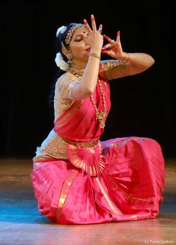 La danse des Déesses Hindou
